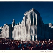 Christo and Jeanne-Claude | Foto's door Wolfgang Volz
