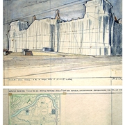 Christo Tekeningen en collages